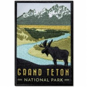 Grand Teton Trailblazer Patch