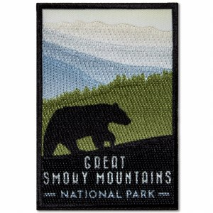 Great Smoky Mountains Trailblazer Patch