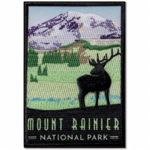 Mount Rainier Trailblazer Patch