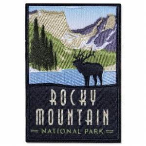 Rocky Mountain Trailblazer Patch