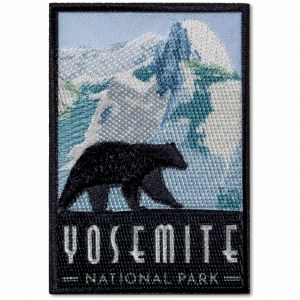 Yosemite Trailblazer Patch