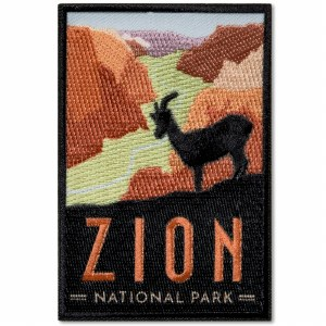 Zion Trailblazer Patch