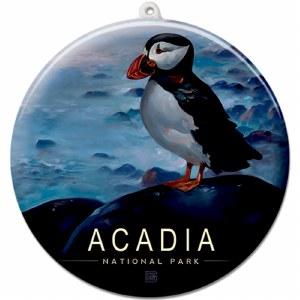 Acadia Suncatcher Ornament