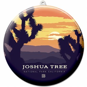 Joshua Tree Suncatcher Ornament