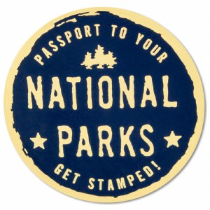Passport To Your National Parks® Pin