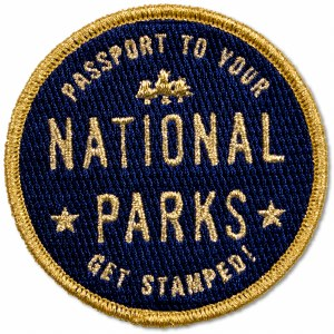 Passport To Your National Parks® Patch