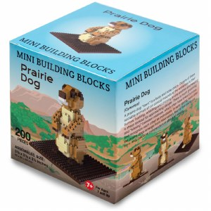 Prairie Dog Mini Blocks