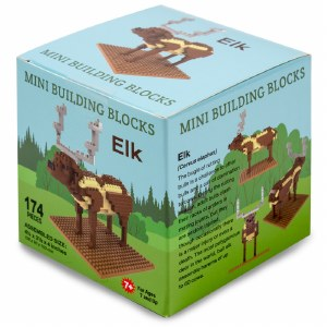 Elk Mini Building Block Set