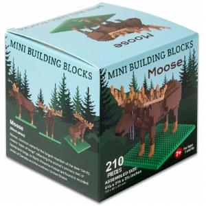 Moose Mini Block Set