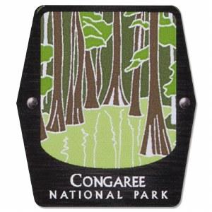 Congaree Trekking Pole Decal