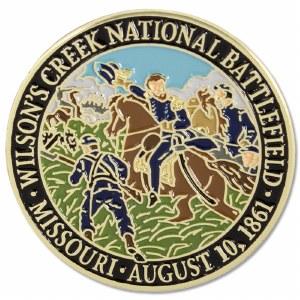 Wilson's Creek National Battlefield Pin