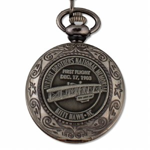 Wright Brothers Pocket Watch