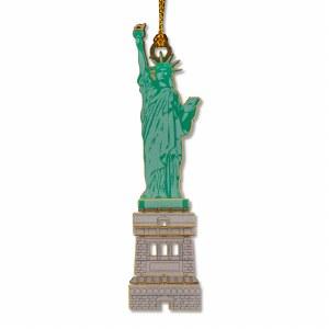 Statue of Liberty 3D Ornament