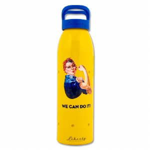 Rosie the Riveter Water Bottle