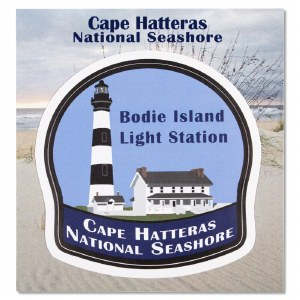 Bodie Island Light Station Decal