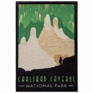 Carlsbad Caverns Trailblazer Patch