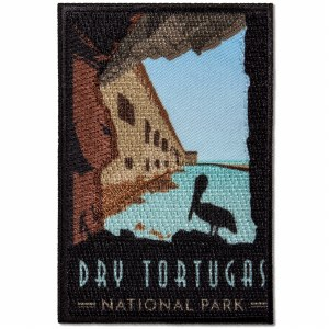 Dry Tortugas Trailblazer Patch
