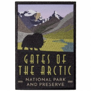 Gates Of The Arctic Trailblazer Patch