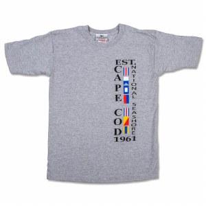 Cape Cod Flag T-Shirt