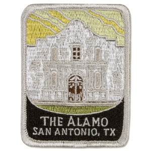 The Alamo Patch
