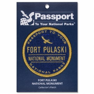 Fort Pulaski Passport Patch