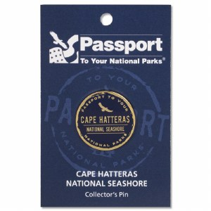 Cape Hatteras Passport Pin