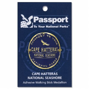 Cape Hatteras Passport Hiking Medallion