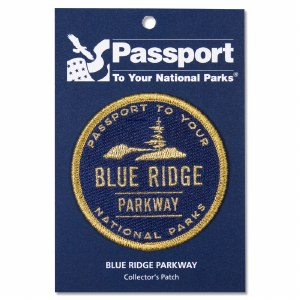 Blue Ridge Parkway Passport Patch