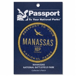 Manassas Passport Patch