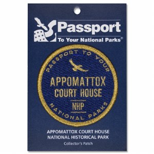 Appomattox Passport Patch
