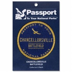 Chancellorsville Passport Patch