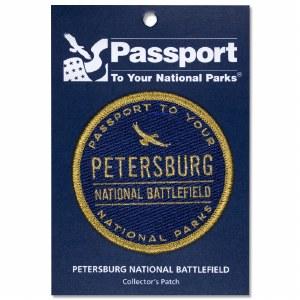 Petersburg Passport Patch