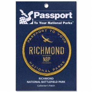 Richmond Passport Patch