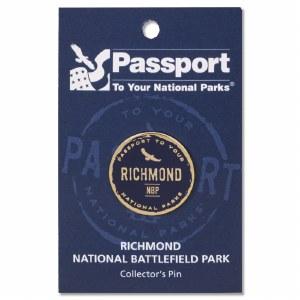 Richmond Passport Pin