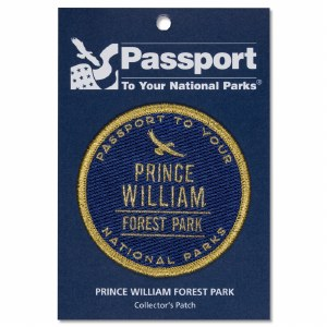 Prince William Forest Passport Patch