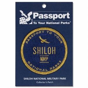Shiloh Passport Patch