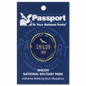 Shiloh Passport Hiking Medallion