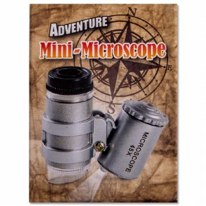 Adventure Mini-Microscope