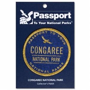 Congaree Passport Patch