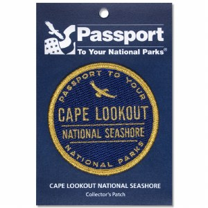 Cape Lookout Passport Patch