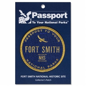 Fort Smith Passport Patch