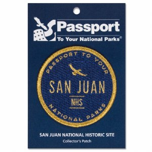 San Juan Passport Patch