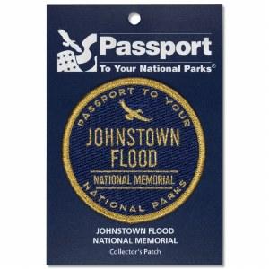 Johnstown Flood Passport Patch