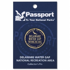 Delaware Water Gap Passport Pin