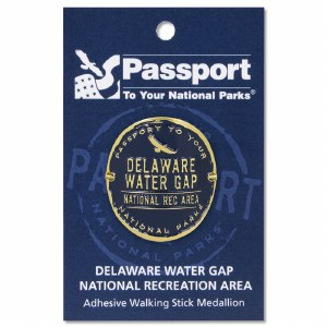 Delaware Water Gap Passport Hiking Medallion