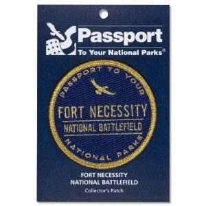 Fort Necessity Passport Patch