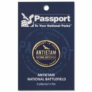 Antietam Passport Pin