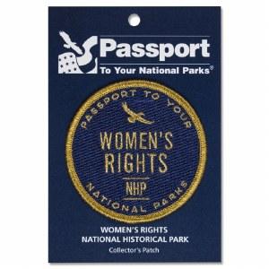 Women's Rights Passport Patch