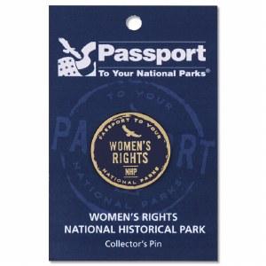 Women's Rights Passport Pin