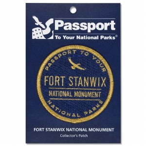 Fort Stanwix Passport Patch
